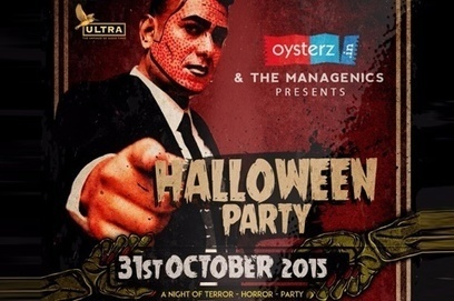 Oysterz Entertainment Presents Halloween Party in Pune at Flying Saucer Sky Bar, Nightclubs in Pune - Oysterz.in | Nightlife Events in Pune,DJ Party in Mumbai, Nightclubs in Pune | Scoop.it