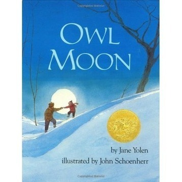 Owl Moon | Picture books dealing with multiculturalism & emotional issues | Scoop.it