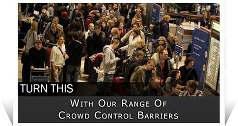 Retractable Barriers   Crowd Control Queue Barrier Systems Australia   Retracta Barriers   Scoop.it