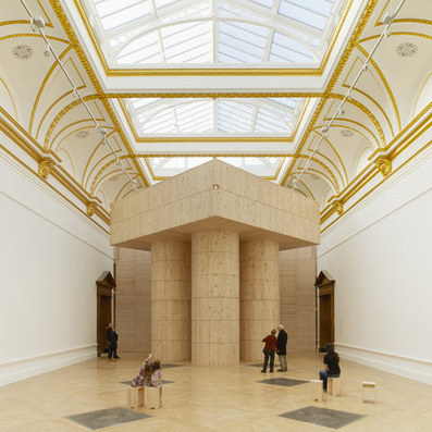 SENSING SPACES: ARCHITECTURE REIMAGINED, at The Royal Academy | Artistic Indulgence | Scoop.it