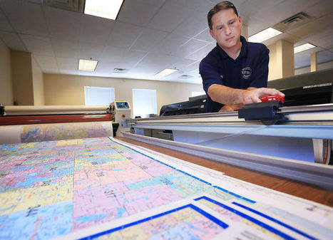Paper maps still relevant even with computers, GPS | AP HUMAN GEOGRAPHY DIGITAL  STUDY: MIKE BUSARELLO | Scoop.it