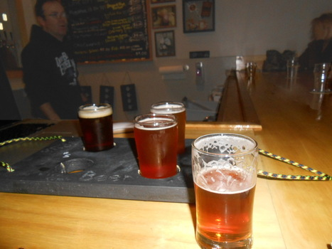 Craft Beer Review: Urban Legend's beers and taproom - ChicagoNow | refreshing | Scoop.it