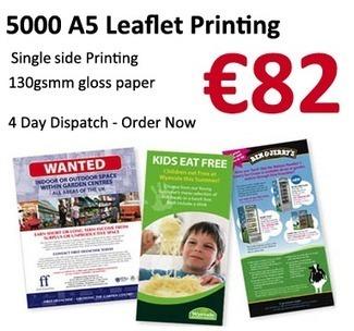 Leaflet Printing | Flyer Printing | Leaflet Printing Ireland -Print365 | sports | Scoop.it