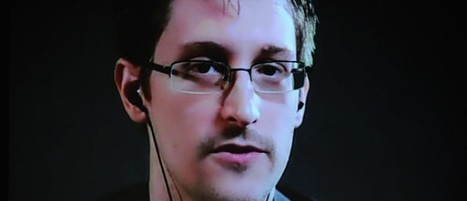 Edward Snowden Says Mass Surveillance Won't Stop Terrorism | Information Technologies and Political Rights | Scoop.it