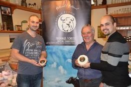 Angleterre : The Cheese Awards récompense le Fuoco | thevoiceofcheese | Scoop.it