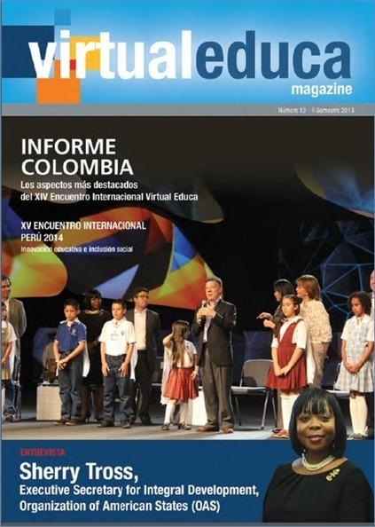 Magazine Virtual Educa - N° 13 - II -Semestre 2013 | Revistas de educación matemática | Scoop.it