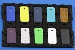 Google cède les smartphones Motorola à Lenovo | Tech | Scoop.it