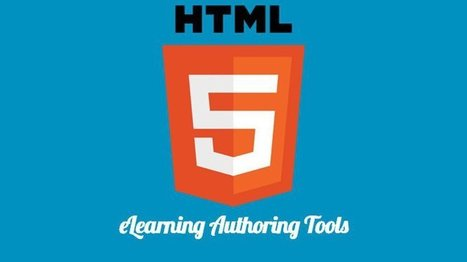 The Ultimate List of HTML5 eLearning Authoring Tools - eLearning Industry | Software aplicable a la educación | Scoop.it