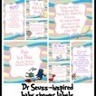 Oh The Places You'll Go {inspired} Baby Shower with printables - | Family Fun (movies, crafts, activities) | Scoop.it