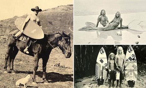 Photographer captures modern-day surfers using Civil War-era camera | L'actualité de l'argentique | Scoop.it