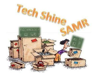 Part 5…Beyond the Shine : Supporting Technology with the SAMR Model plus Ten Great Resource Sites | SAMR | Scoop.it