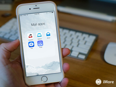 Best email apps for iPhone: How to get to inbox zero! | iMore | How to Use an iPhone Well | Scoop.it