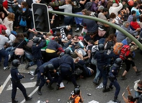 Protestaron en Madrid por paquete de leyes aprobadas   Correo del Orinoco   Política para Dummies   Scoop.it