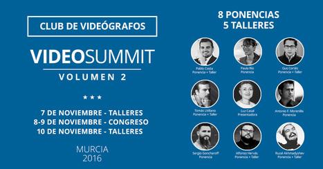 VideoSUMMIT vol.2 Congreso para videografos de bodas | CINE DIGITAL  ...TIPS, TECNOLOGIA & EQUIPO, CINEMA, CAMERAS | Scoop.it