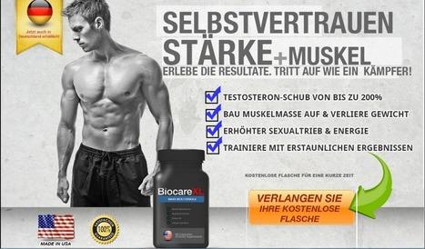 Biocare XL Starke Muskel Bewertungen   Solpria Xtreme   Scoop.it