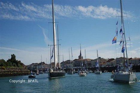 Bordeaux Port de la Lune accueille les Pen Duick d'Eric Tabarly | Aquitaine | Scoop.it