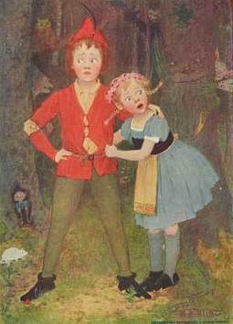 Children's creative writing competition - Hansel and Gretel - National Library of Scotland | Education, teaching, ideas | Scoop.it