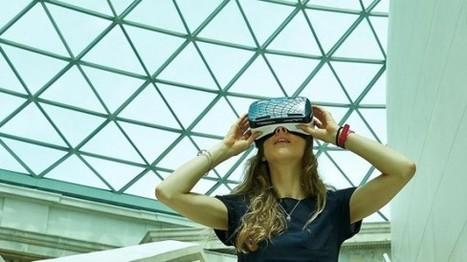 Clic France / Durant un week-end, Samsung et le British Museum ont proposé un voyage à l'âge du bronze en réalité virtuelle | Clic France | Scoop.it