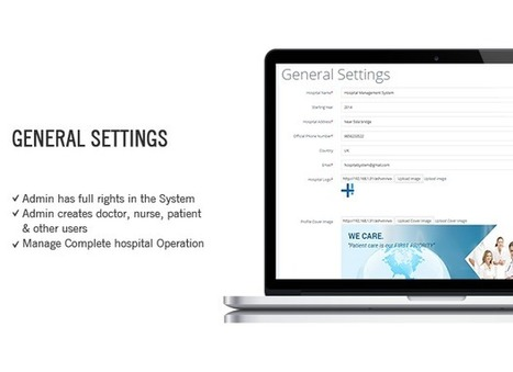Hospital Management System for Wordpress | All Links | Scoop.it