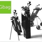Gbag : The new Bagolf bag   GOLF   Scoop.it