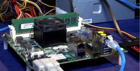 KVM on 64-Bit ARM with AppliedMicro X-Gene Developement Platform | Embedded Systems News | Scoop.it