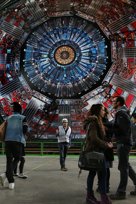 Life at Cern in pictures: from collider to canteen   The CMS Experiment, CERN, LHC   Scoop.it