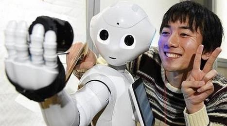 Le robot «Pepper» va rejoindre le personnel de Costa Croisières | Une nouvelle civilisation de Robots | Scoop.it