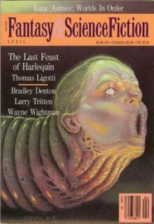 """Please Don't Send in the Clowns: Thomas Ligotti's """"The Last Feast of Harlequin"""" 