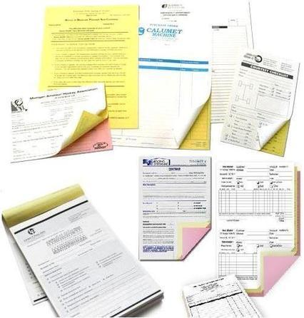 4 Part Carbonless Forms Printing - www.printingview.com | Cheapest Stickers Printing | Scoop.it