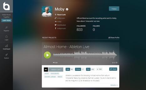 Musique open source : Les 2 pas de Moby - tous #Libre !   Photo, Illustration, Montage, Modélisation & Musique LIBRE !   Scoop.it