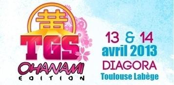 Concours: Gagne tes places pour le TGS O Hanami 2013 | Les évènements Japon en France | Scoop.it