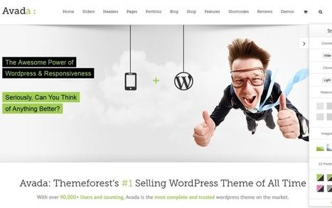 Choisir un thème WordPress optimisé ? | Time to Learn | Scoop.it