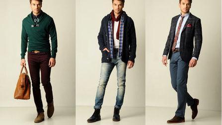 Moda invierno, para ellos | Moda | Scoop.it
