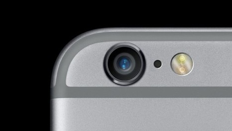 What Could a Second iPhone Camera Mean? | Iphones | Scoop.it