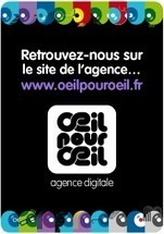 Oeil Pour Oeil recrute un chef de projet Marketing Digital pour ses projets de gamification | Œil pour Œil – agence digitale – suivez nos actualités | Gamification Weekly News | Scoop.it
