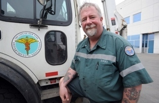 Sanit worker Ed Shevlin named Irish Man of the Year by the City Council | Diverse Eireann- Sports culture and travel | Scoop.it