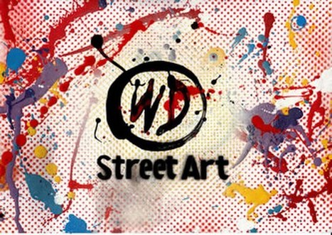 WD Street Art Athens - Wild Drawing Street Artist - Walls Graffiti - Oil Canvas - Greece | art vert, archi design | Scoop.it