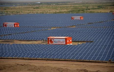 Greenko Holdings To Acquire Solar Assets From SunEdison India | Business and the Environment | Scoop.it