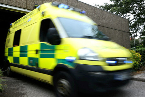Nearly £8 million cost of private ambulances to cope with 999 demand | The Ambulance | Scoop.it
