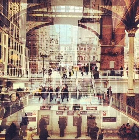 New York + London: Double Exposure Photography by Daniella Zalcman / Photography Blog / Photography Hubs and Blogs | Photography Blog | Scoop.it