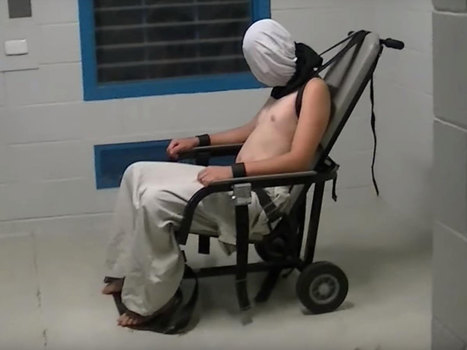 Video shows 'torture' of child prisoners in Australia | SocialAction2014 | Scoop.it