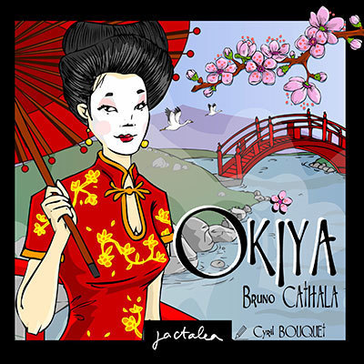 Tric Trac - actualite : Okiya, un petit Cathala futé est dispo | L'univers des jeux | Scoop.it