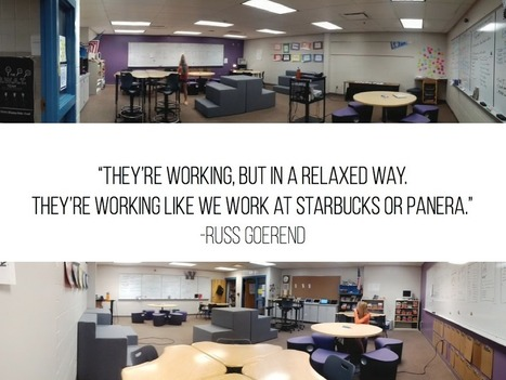 Education Rethink @edrethink: What Should A Classroom Look Like? | Trends | Scoop.it