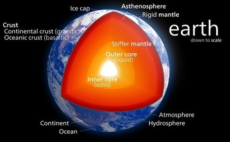 Most abundant mineral on Earth has finally been isolated   Geology   Scoop.it