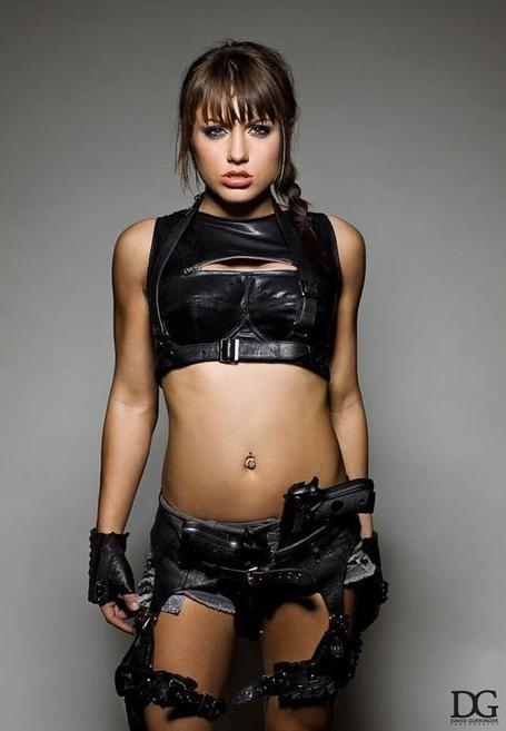 Lara Croft (from Tomb Raider Rebirth) by Liz Katz<br/>Photographed... | Choose the Cosplay | Scoop.it