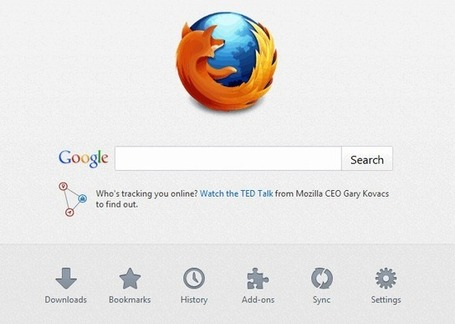 Firefox 13 Final Version Released – Download Now - Learn With ... | Browserland | Scoop.it