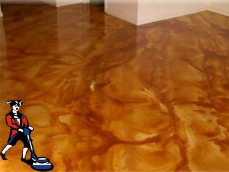 Concrete Floor Staining Services Miami | Concrete Floor Staining | Scoop.it