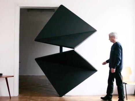 An Austrian Artist Has Completely Reinvented The Door | Art in public spaces | Scoop.it