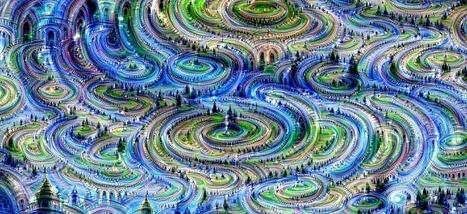 Voici à quoi «rêve»le réseau d'intelligence artificielle de Google | Bouche à Oreille | Scoop.it