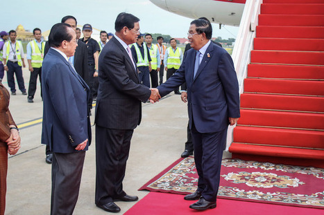 Hun Sen Requests Assistance for Migrants in Thailand - The Cambodia Daily | Thai NEWS | Scoop.it